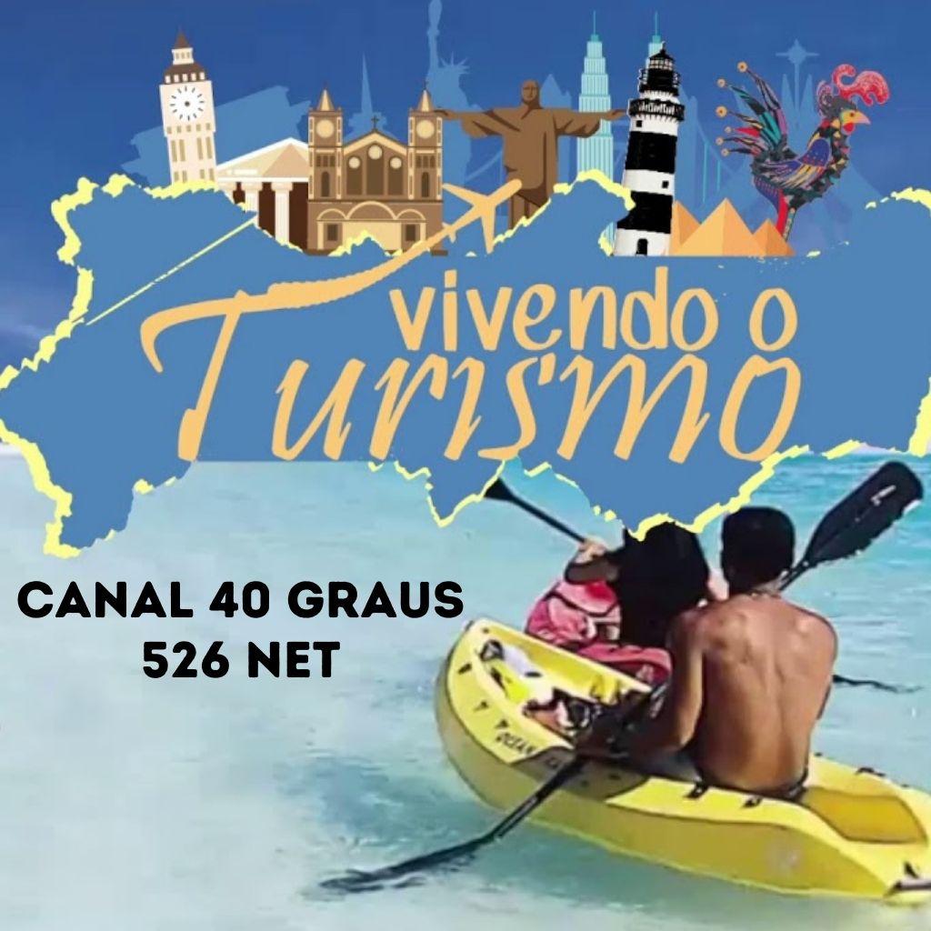Programa VIVENDO O TURISMO – BY MARTUR
