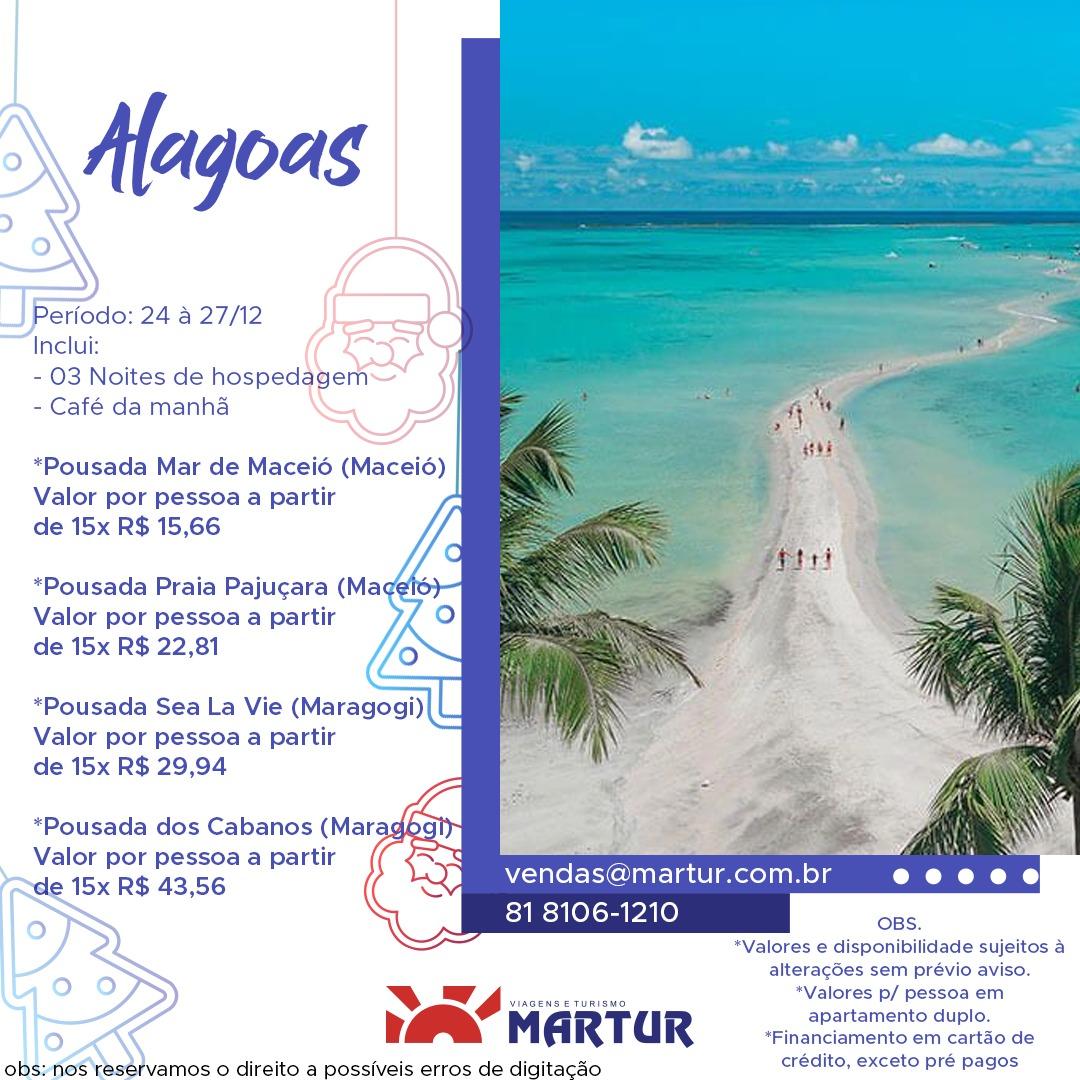 Alagoas - Natal.2020